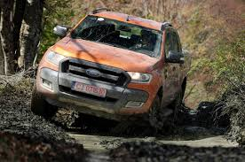 mudding cars 2016 ford ranger wildtrak test drive never says never