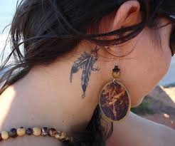 Tattoo On Neck Ideas 48 Marvellous Neck Tattoo Ideas For Bold And Brave Girls Tattoo
