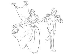 cinderella prince colouring pages gekimoe u2022 13429