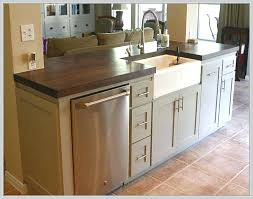 kitchen stove island stove island kitchen sink with and dishwasher dimensions designs