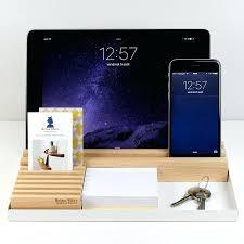 bureau en bois design organiseur de bureau en bois article de bureau original