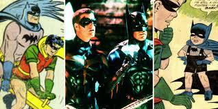 batman robin awkward moments cbr