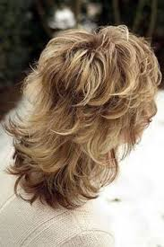 hair with shag back view wavy shag haircut back view curly hair pinterest haircuts