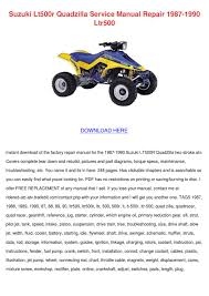 100 owners manual 2005 king quad 700 suzuki king quad 400