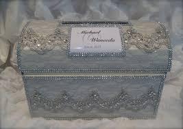 wedding money box treasure chest card box wedding money box personalized card