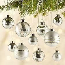 tree ornaments crate and barrel
