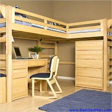 Bunk Bed Building Plans Free Build A Loft Bed Extraordinary Loft Bed Plans Free For Your