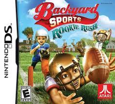Backyard Football Free Backyard Sports Rookie Rush Box Shot For Ds Gamefaqs