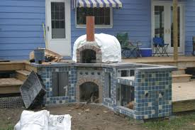Build Brick Oven Backyard by Diy Brick Bread Oven Buildipedia