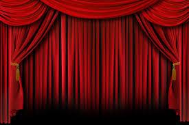 Curtains The Red Curtain Club