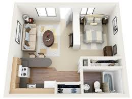 smart studio apartment floor plans for your homes