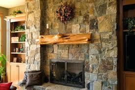 rustic stone fireplaces rustic stone fireplace images kzio co
