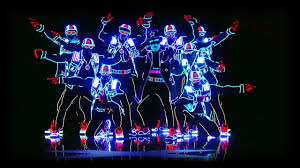 A Place Mono Awesome Neon Light Dancers Song Save Me A Place By Mono