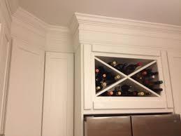 Crown Kitchen Cabinets by White Kitchen Cabinet Crown Molding