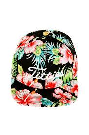 floral snapback floral snapback hat by i made bogey
