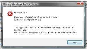 Corel Draw X5 Runtime Error | coreldraw runtime error coreldraw graphics suite x6 coreldraw