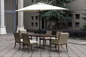 Hampton Bay Patio Table Let U0027s Do Spring Storefront Life