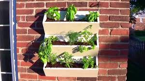 how to make a wall planter youtube