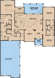 house plan chp 56497 at coolhouseplans com