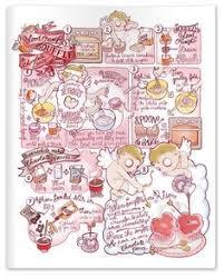 dessin recette de cuisine dessin animé cuisine and cheesecake on