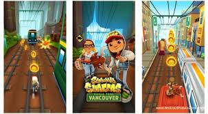 subway apk subway surfers vancouver 1 23 1 apk android