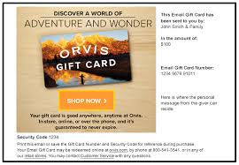 gift cards on line gift cards orvis gift card orvis