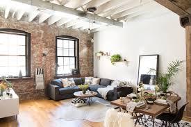 industrial apartments dreamy industrial brooklyn home daily dream decor industrial
