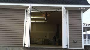 Style Garage by Automatic Good Idea Carriage Garage Doors Classy Door Design
