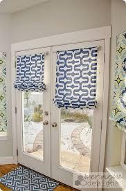 Fabric Blinds For Windows Ideas Patio Door Shades Inspirational Best 25 Sliding Door Shades Ideas