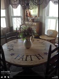 Primitive Kitchen Table by Best 20 Stenciled Dining Table Ideas On Pinterest Dive Store