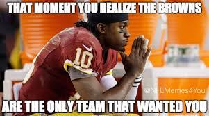 Cleveland Browns Memes - nfl memes 386180624733248 274 robert griffin iii to the