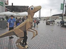 velociraptor costume kitrex googly eyed size paper velociraptor costume make