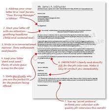 how to make a great cover letter key points