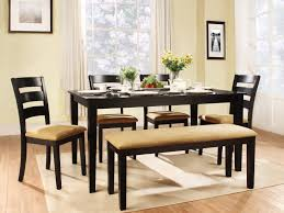 Modern Dining Table 2014 Dining Room Modern Bench Decorin