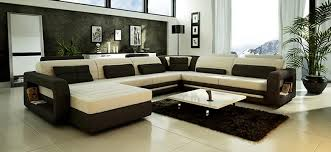 outstanding modern custom leather sofa sectional sofas and