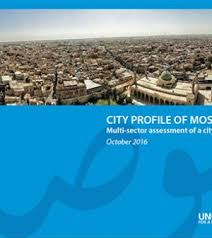 siege habitat city profile of mosul a city siege un habitat