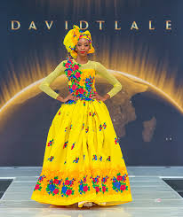 Traditional Wedding Dresses 10 Non Traditional Wedding Dresses From David Tlale South