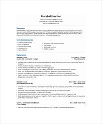 Life Coach Resume Sample by 100 Resume Competencies 3285 Best Resume Template Images On