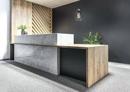 Front Desk Reception Reception Design Impressive Best Office Reception Desks Ideas On