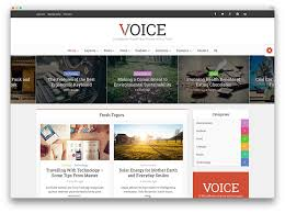 design magazine online 40 awesome flat design wordpress themes for business blog