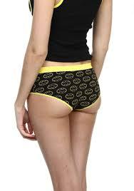 halloween underwear batman panties