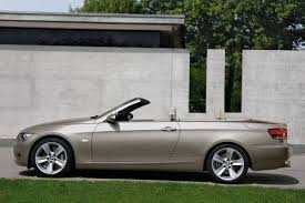 bmw series 5 convertible used 2007 bmw 3 series convertible pricing for sale edmunds