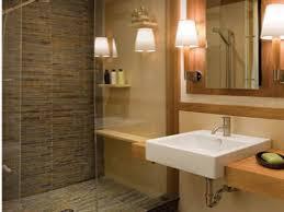 charming simple wall mirror small cottage bathroom ideas idolza