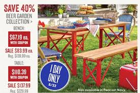Cost Plus Outdoor Furniture Cost Plus World Market Memorial Day Madness Save 40 On Beer