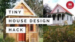 31 tiny house design hacks living large in a small space