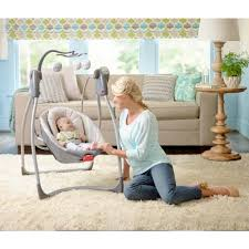 Amazon Baby Swing Chair Amazon Com Graco Comfy Cove Lx Infant Swing Roman Discontinued
