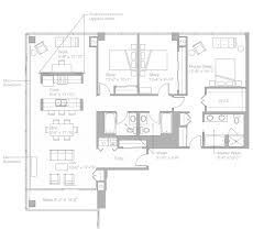 vetro condos condos for sale and condos for rent in chicago floorplan