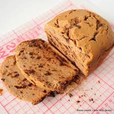 Pumpkin Spice Bread Machine Milo Cake Recipe Using Panasonic Bread Maker Bread Maker Recipes
