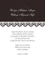 wedding reception invitation templates u2013 come up with your special