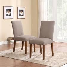 parsons chair w nailheads modern linen office chairs 443e6143d520